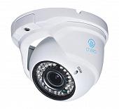 Аналоговая антивандальная AHD-камера видеонаблюдения O`Zero AC-VD10 (2.8-12)