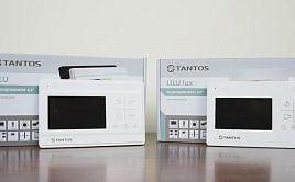 Обзор видеодомофонов Tantos LILU LUX и LILU-SD
