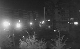 Ночная запись с камеры Ezviz C3. Night ON