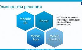 HID Mobile Access. Компоненты решения. Часть 2