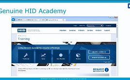 On-line обучение HID Academy. Часть 14