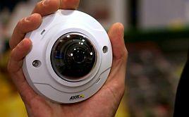 Бюджетная HDTV камера Axis для розницы