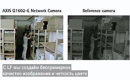 AXIS представляет сверхчувствительную камеру Q1602/-E