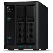 Сетевое хранилище WD MY CLOUD PR2100 WDBVND0120JBK-EEUE, 12Тб