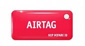 Бесконтактный брелок ISBC AIRTAG Mifare ID Standard (красный)