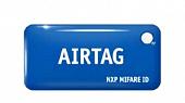 Бесконтактный брелок ISBC AIRTAG Mifare ID Standard (синий)