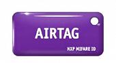 Бесконтактный брелок ISBC AIRTAG Mifare ID Standard (фиолетовый)