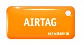 Бесконтактный брелок ISBC AIRTAG Mifare ID Standard (голубой)