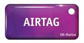 Брелок ISBC AIRTAG EM-Marine Standard (фиолетовый)