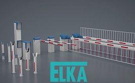 Видеообзор шлагбаумов Elka