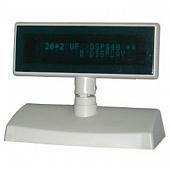 Дисплей покупателя DSP 840U, USB, 2X20 симв.,рус.
