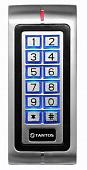 Кодонаборная панель вандалозащищённая Tantos TS-KBD-EM-WP Metal